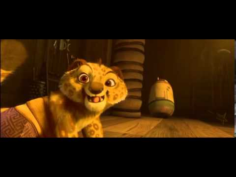 oogway vs tai lung youtube