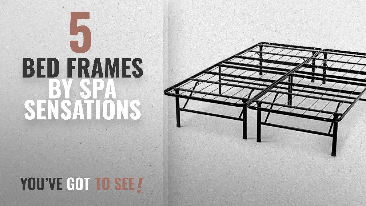 Top 10 Spa Sensations Bed Frames [2018]: Spa Sensations Steel Smart ...