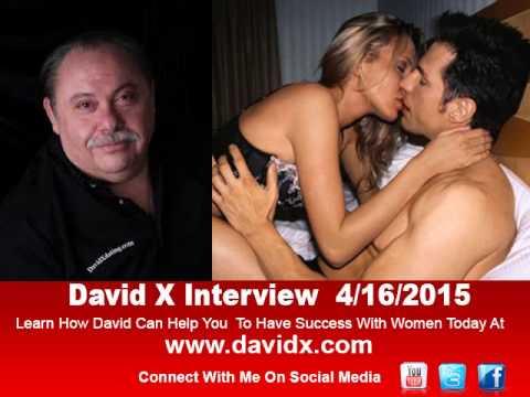 David x interview dating