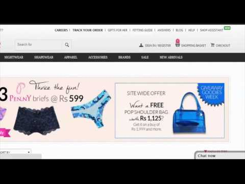 How to Use  Zivame Promo Codes & Discount Vouchers