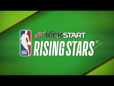 Mtn Dew Kickstart Rising Stars 2018