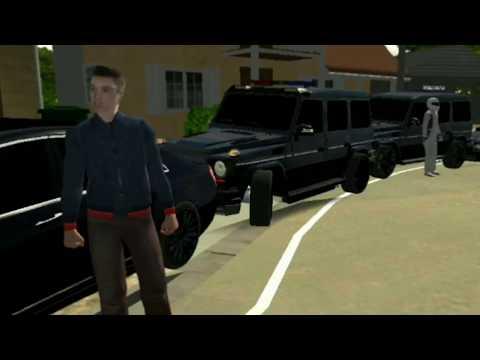 Чеченский свадебный кортеж • дрифт • Car Parking Multiplayer