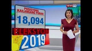 NTG: Quick Facts: Eleksyon 2019