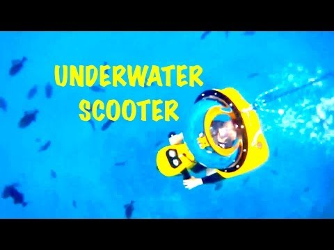 explore-with-rare-underwater-scooters-in-hawaii---world-adventures