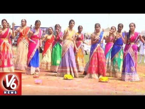 Independence Day Celebrations Across Telangana | V6 News