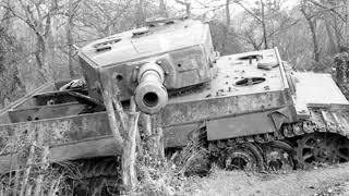 The Tank That Time Forgot - Vimoutiers Tiger