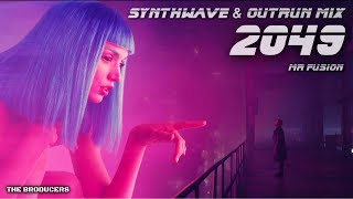 Synthwave & Outrun Energy Mix - Ode to '2049' by Mr Fusion