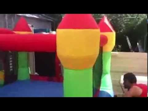 Buy Bounceland Castle Inflatable Bounce Bouncer - Bounceland Castle Inflatable Bounce Bouncer Sale