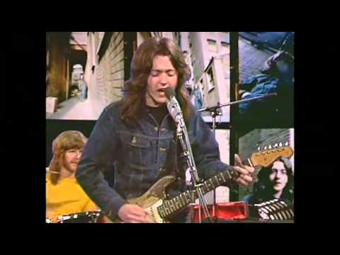 Rory Gallagher    ~   ''Calling Card'' & ''Cradle Rock''  Live 1970's