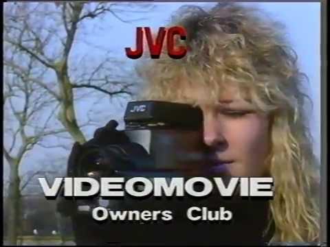 JVC GR-45E (1987) Video Camera Instructions