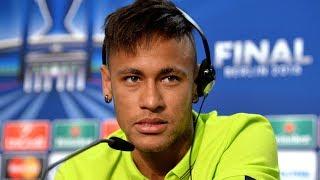 Neymar kontert Schwalben-Vorwürfe !