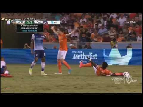 Houston Dynamo V FC Dallas (78:42) - Mass Confrontation