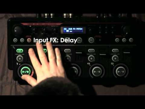 RC-505 Loop Station Introduction by Dub Fx