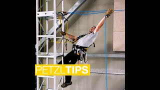 #PetzlTips - An eąsy solution to tension a rope