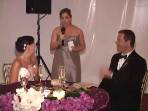 this maid of honor speech will blow your mind youtube