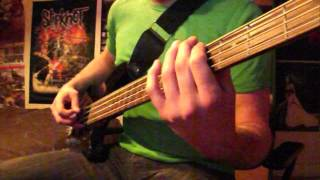 Gambar cover Eminem Feat. Dido - Stan (Bass Cover)