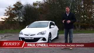 2014 Vauxhall Astra Turbo VXR Road Test