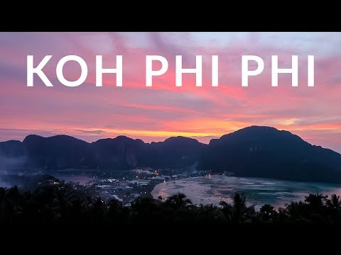TRAVEL VLOG: KOH PHI PHI DON, KRABI, THAILAND (#16)