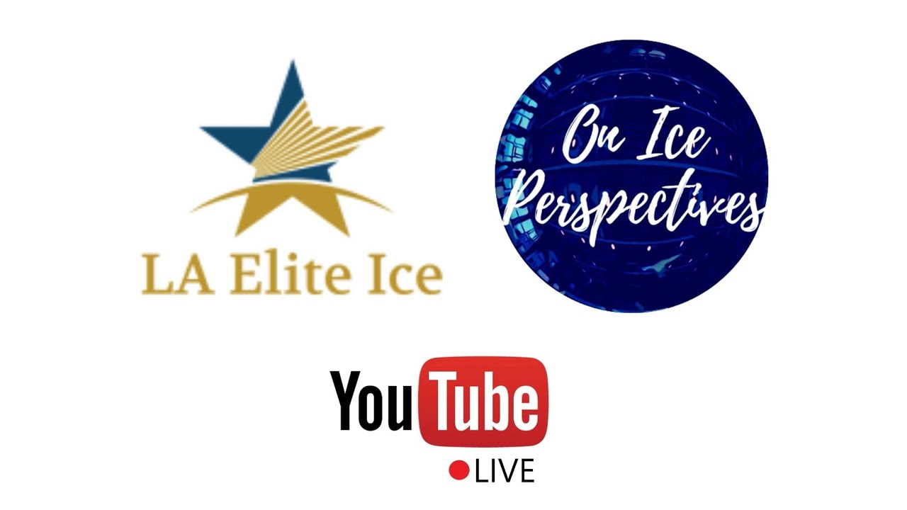 *LIVE* (Aug 3) Virtual Skating Exhibition with L.A. Elite Ice & On Ice Perspectives