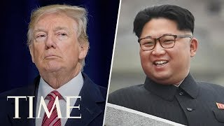 President Donald Trump Is 'Hopeful' For Direct Nuclear Talks With North Korea's Kim Jong Un | TIME