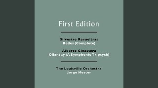 Ollantay (A Symphonic Triptych) : II. Los Guererros