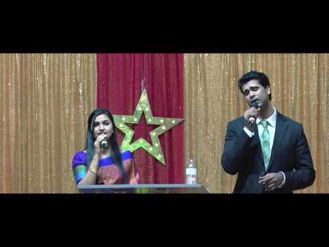 Bro. Raj Prakash Paul - Yehova Needu Melulanu Song @ ATCS Christmas