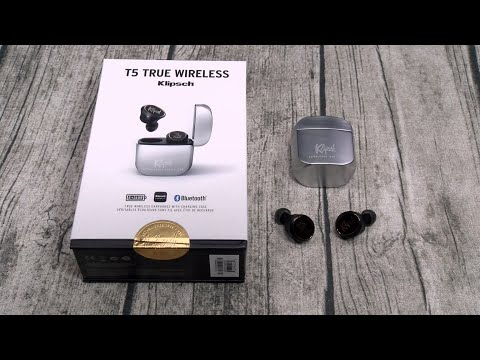 "klipsch-t5-true-wireless-headphones---""real-review"""