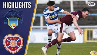 Greenock Morton 0-0 Heart of Midlothian | Morton Hold Champions in Draw | Scottish Championship