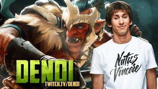 Dota 2 Stream: Na`Vi Dendi - Troll Warlord (Gameplay & Commentary)