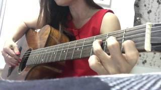 Making love with my guitar - over and over