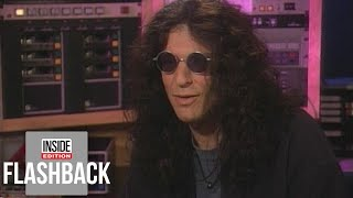 Howard Stern Reveals His Biggest Insecurity