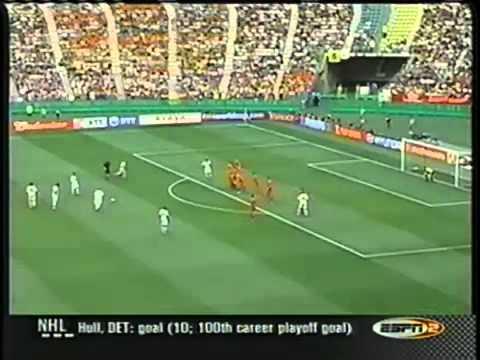 tunisia 1 1 belgium world cup 2002