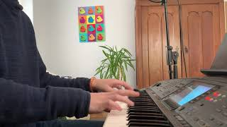 Avicii - Tough Love (feat. Agnes, Vargas & Lagola) (Piano Cover)