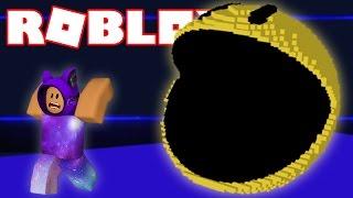 PAC-MAN GIGANTE NO ROBLOX !! • Pac-BLOX ? Pac-Man 🎮