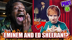 Club Eminem ?!    - Those Kinda Nights (ft. Ed Sheeran) REACTION