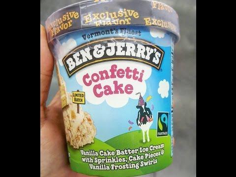 The Ice Cream Social EP 20: Ben & Jerry's Confetti Cake