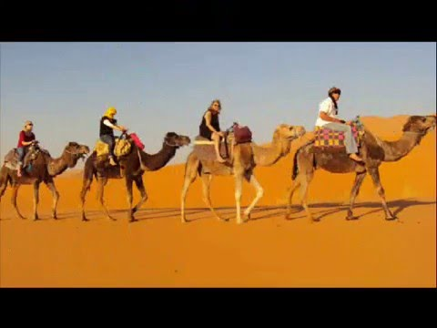 TOP MOROCCO SAHARA DESERT TOUR,3 4 5 DAY TRIP,MARRAKECH,MERZ