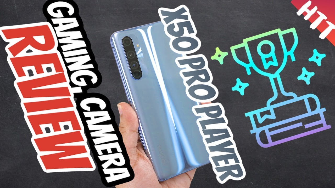 Realme X50 Pro Player Detailed Review, Camera Comparison with Redmi K30 Pro