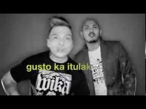 Dcoy feat. Vince Alaras of SouthBorder  - Nandito Lang (OFFICIAL LYRIC VIDEO)