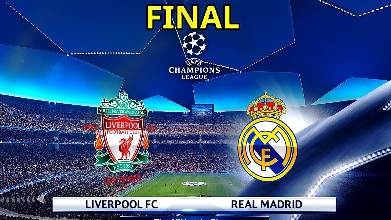 Real Madrid vs Liverpool - UEFA Champions League 2018 Final
