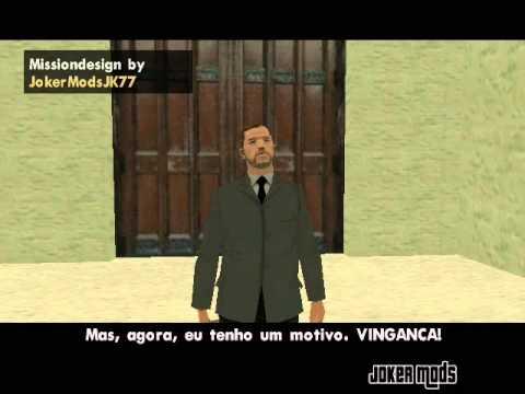 Hitman Trailer - GTA San Andras (Missão DYOM)