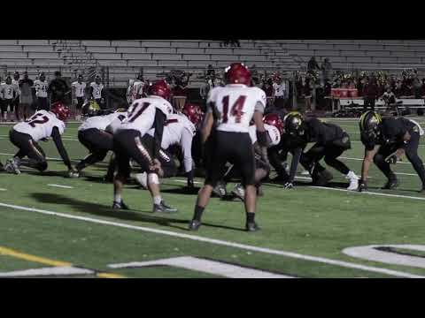 Rubidoux High School football game (2019)