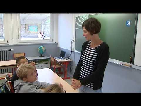 Une journée avec un professeur des écoles