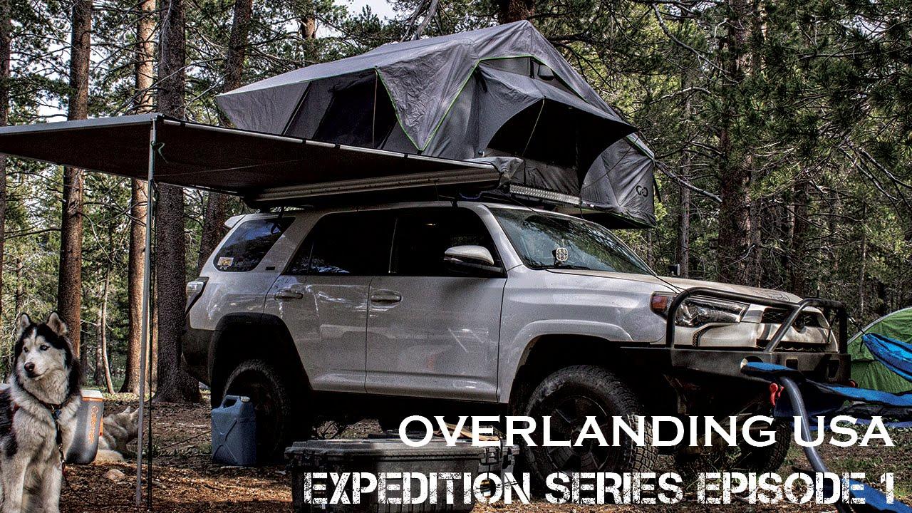 Toyota Pickup 4x4 >> ONTV: Overlanding USA - Episode 1 - Monache Jeep Trail ...
