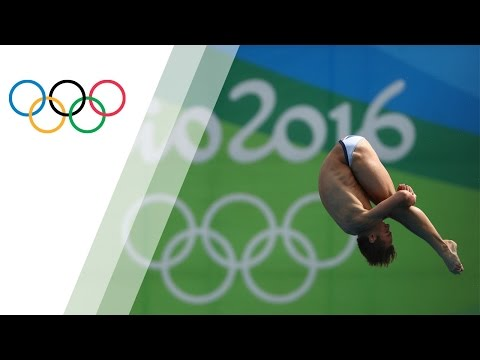 Tom Daley: My Rio Highlights