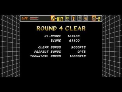 Revenge of Shinobi Terminator Boss Fight Sega Genesis Classics thumbnail