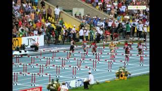 финал женщины 100 метров с барьерами. Брианна Роллинс,  veryvery.ru. Чемпионат Мира 2013