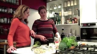 Koken met Miss Natural Superfood Broccolisoep met zwarte Quinoa en Amandelen