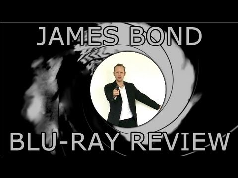 James Bond 50th Anniversary blu-ray