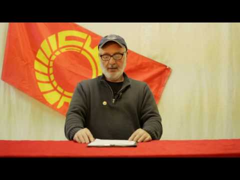 Peter Marcus, Vancouver-Mt. Pleasant MLA-candidate, Communist Party of BC